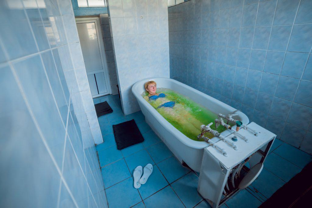 Йодобромні ванни у санаторії Поділля Хмільники