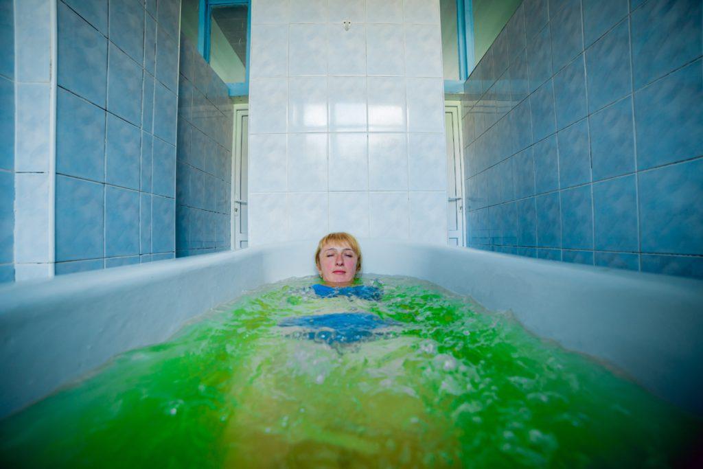 Радонновые ванны