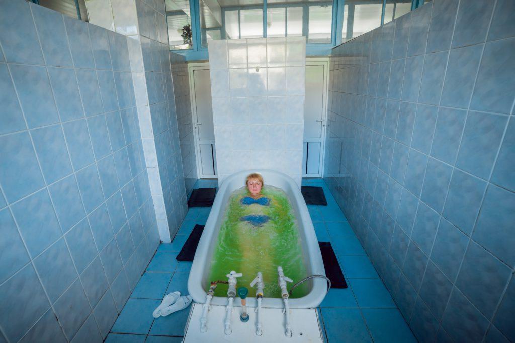 Радонові ванни в хмільнику