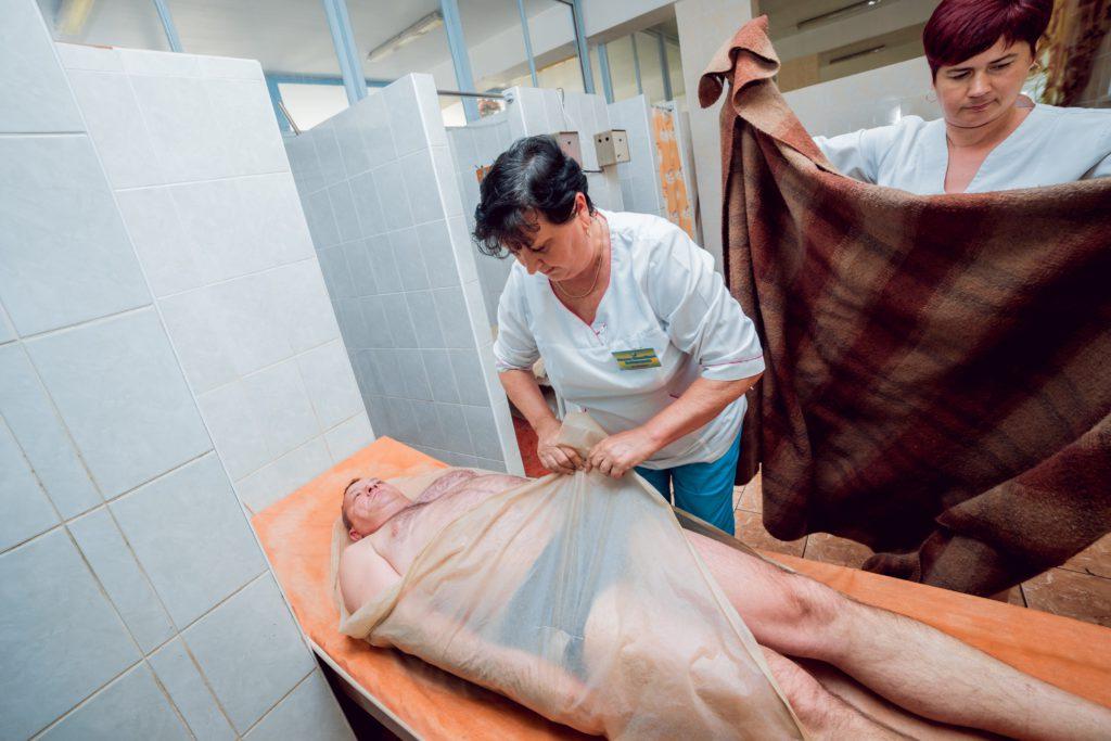 Лікування судин у санаторії