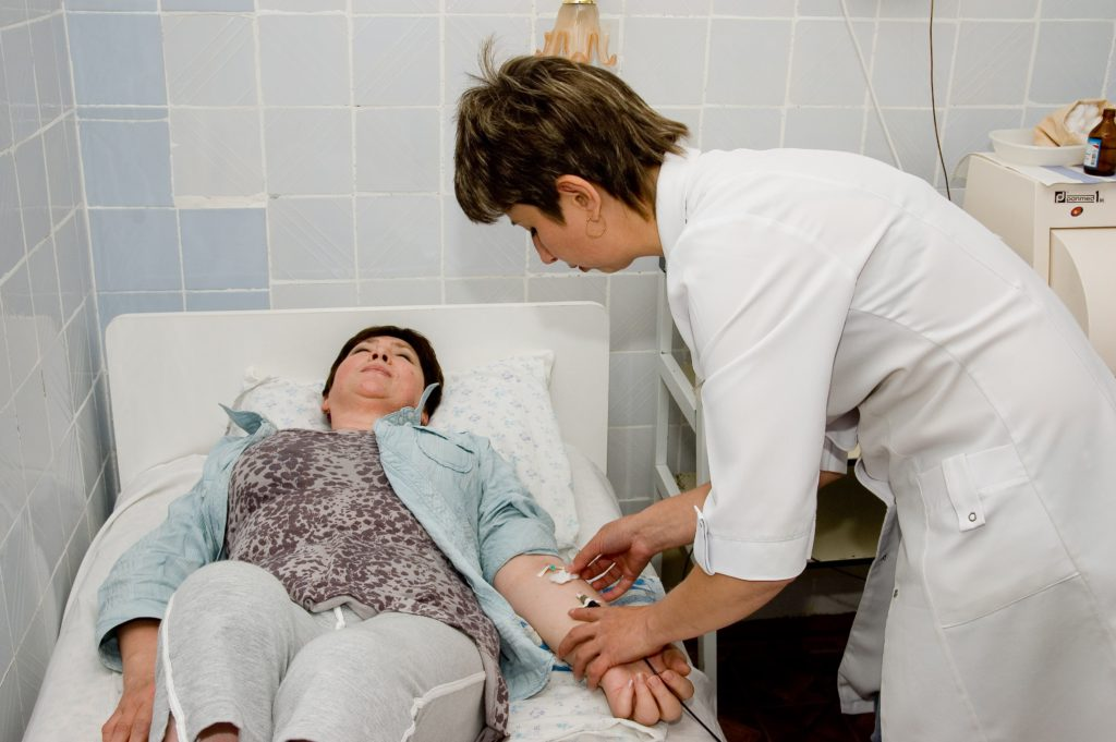 Світлолікування та лазерна терапія у санаторії Поділля