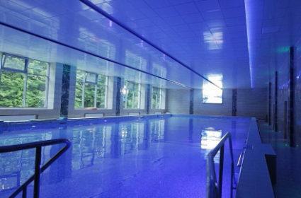 Санаторий Подолье - бассейн 5