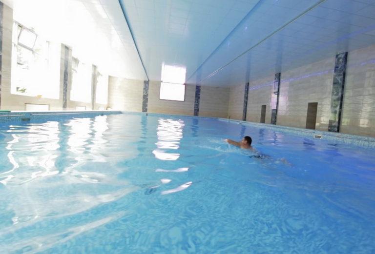 Санаторий Подолье - бассейн 3