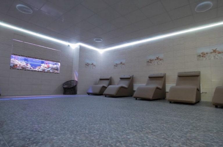 Санаторий Подолье - комната отдыха