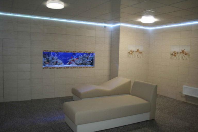 Комната отдыха в санатории Подолье